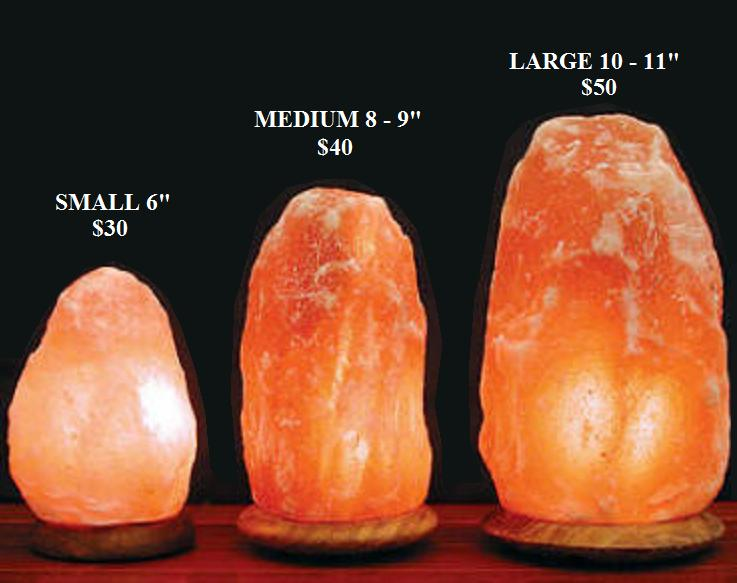 Salt Lamps Good For : Salt-Lamps